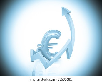 Growth of euro