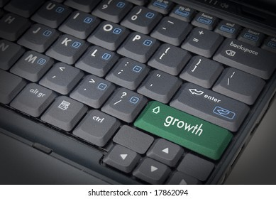 Growth is the Key