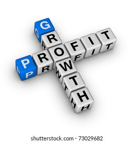 growth and profit crossword