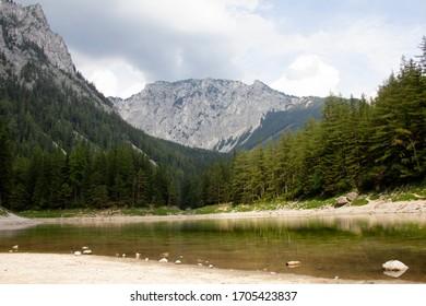 Gruner See, Hochswab Mountains, Austria