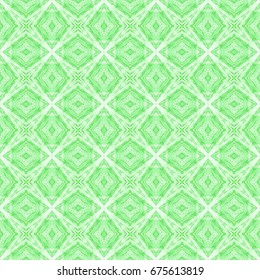 Grunge Abstract Colorful Painted Kaleidoscopic. Light Design. Decorative paper. Vintage Background. Retro Wallpaper. Green Color