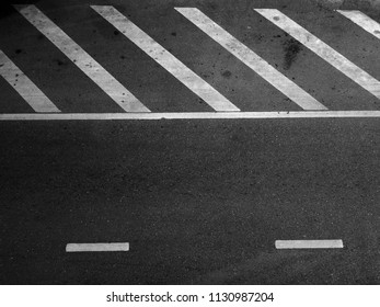 grunge asphalt road with line texture