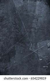 Grunge background. Black scratched texture.