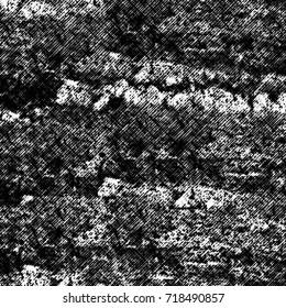 Grunge background of black and white