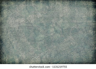Grunge background green. Abstract texture of paint strokes