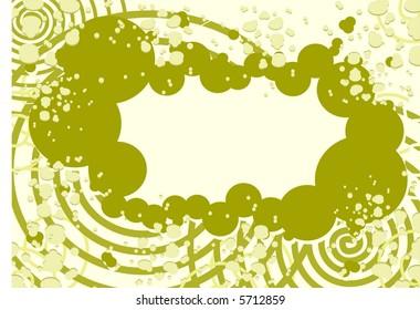 Grunge background (see vector version in my portfolio)