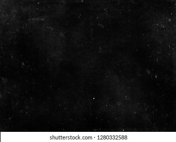 Grunge black scratched background, old film effect, distressed scary texture