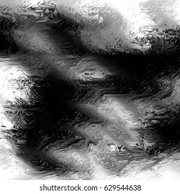 Grunge black and white abstract. Black and white texture