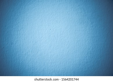 Grunge blue wall texture. Background