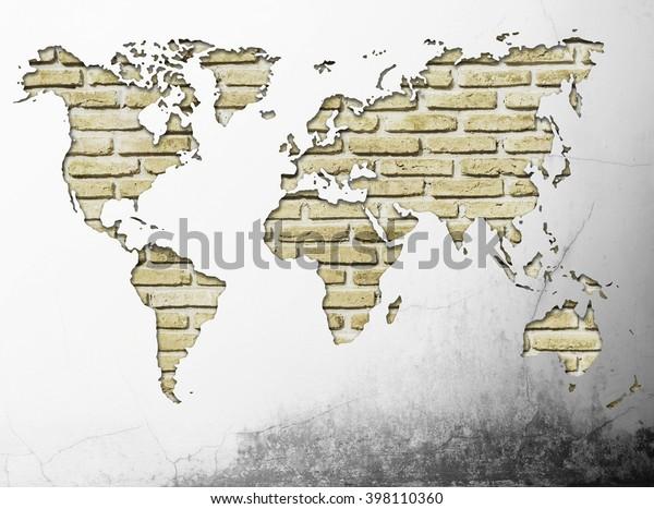 Free World Wall Map on free world globe map, free world map poster, free world map wallpaper, free world atlas map,