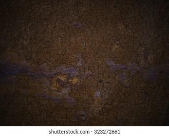 Grunge brown wall Textured background