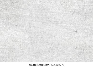 grunge canvas white painted texture