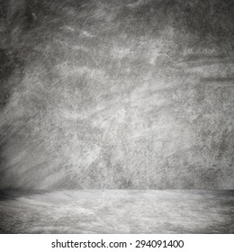 grunge cement room wall texture and background