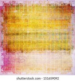 Grunge colorful background