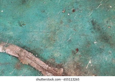 Grunge concrete cement wall with crack in industrial building, use for your design and texture background