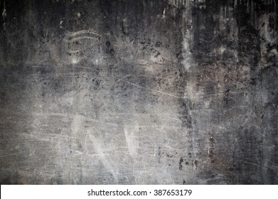 grunge concrete wall with copy space for text