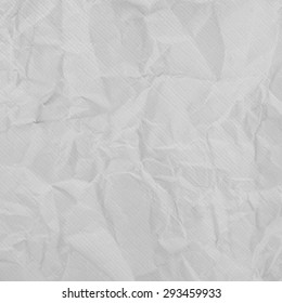 Grunge crumpled paper for texture or background.