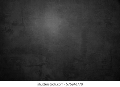 Grunge dark black background