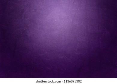grunge dark purple gradient color, abstract background