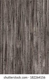 grunge dark wooden texture used as background