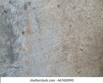Grunge dirty concrete floor texture background