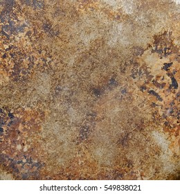 grunge dirty metal with rust background or texture