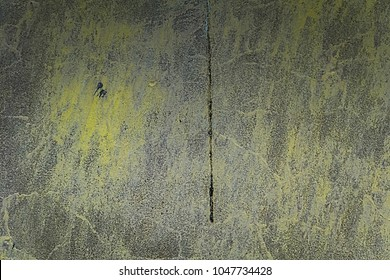 Grunge dirty wall close up, colorful plaster background.