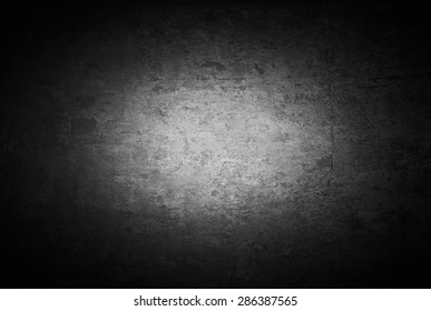 Grunge Distressed Wall Texture, Old Concrete Surface Background