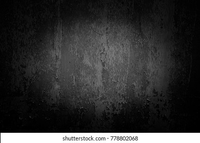 grunge iron dark textured background