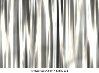 grunge metal curtain with highlights