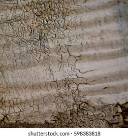 Grunge metal surface