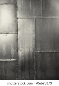 Grunge metal texture, Grey grunge metal textured wall background