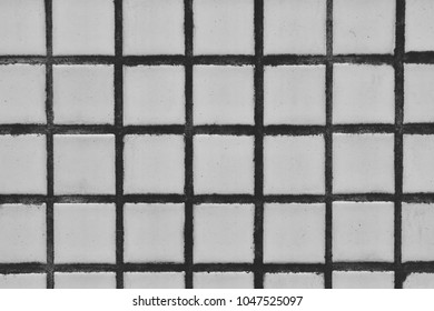 The grunge old fashion tile background