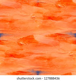 grunge orange texture, watercolor seamless background, vintage hand drawn background, business background, abstract background, retro background