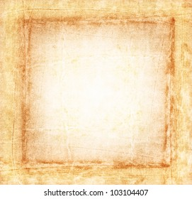 Grunge paper background with space for text