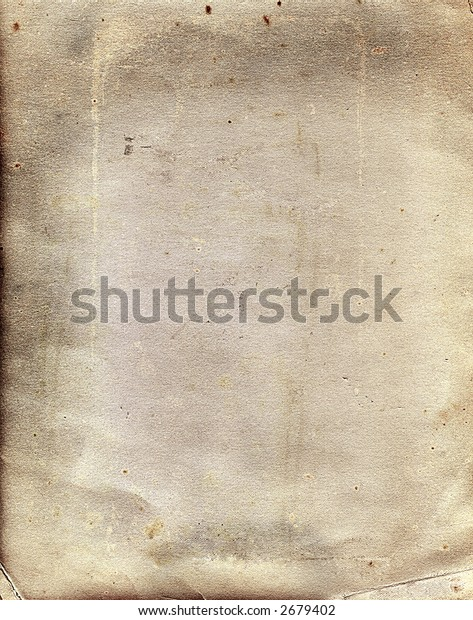 Grunge paper with course canvas like texture