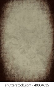 Grunge paper in sepia made with my own scanned resources and photoshop