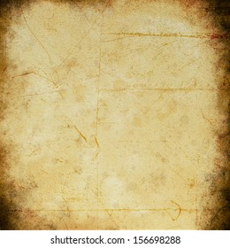 the grunge paper texture, abstract background is vintage design