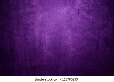 grunge  purple concrete wall abstract  Background