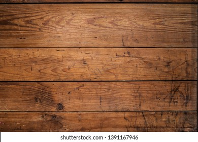 grunge raw brown yellow horizontal wood background texture