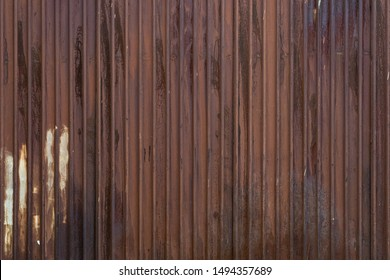 Grunge Rusted Metal Texture, Rust And Oxidized Metal Background. Old Metal Rust Surface, Dirty Metal Plate.