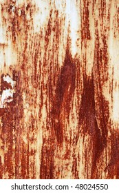 grunge rusty iron background