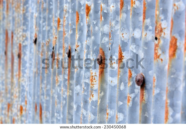 Grunge rusty metal steel background