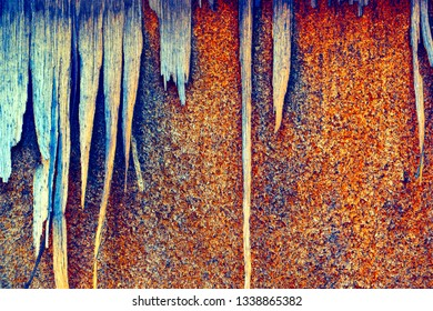 Grunge and rusty wood texture