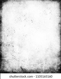 Grunge scratched background with frame and space for your text or picture, distressed texture
