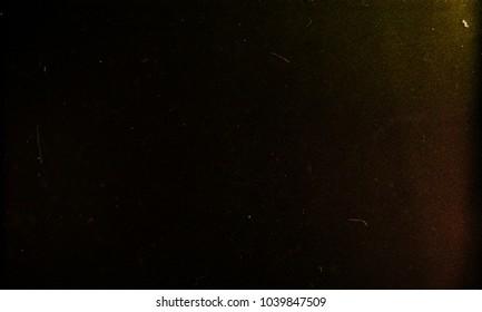 Grunge scratched background, old film effect