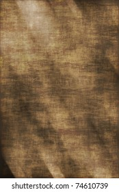 Grunge sepia abstract for background or portrait