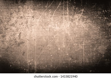 grunge style abstract background image of textured metal surface