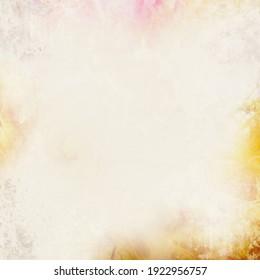 Grunge texture in beige tones