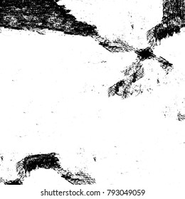 Grunge texture. Black and white background
